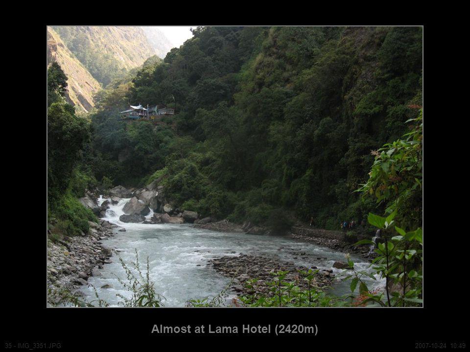 Almost at Lama Hotel (2420m) 35 - IMG_3351.JPG2007-10-24 10:49
