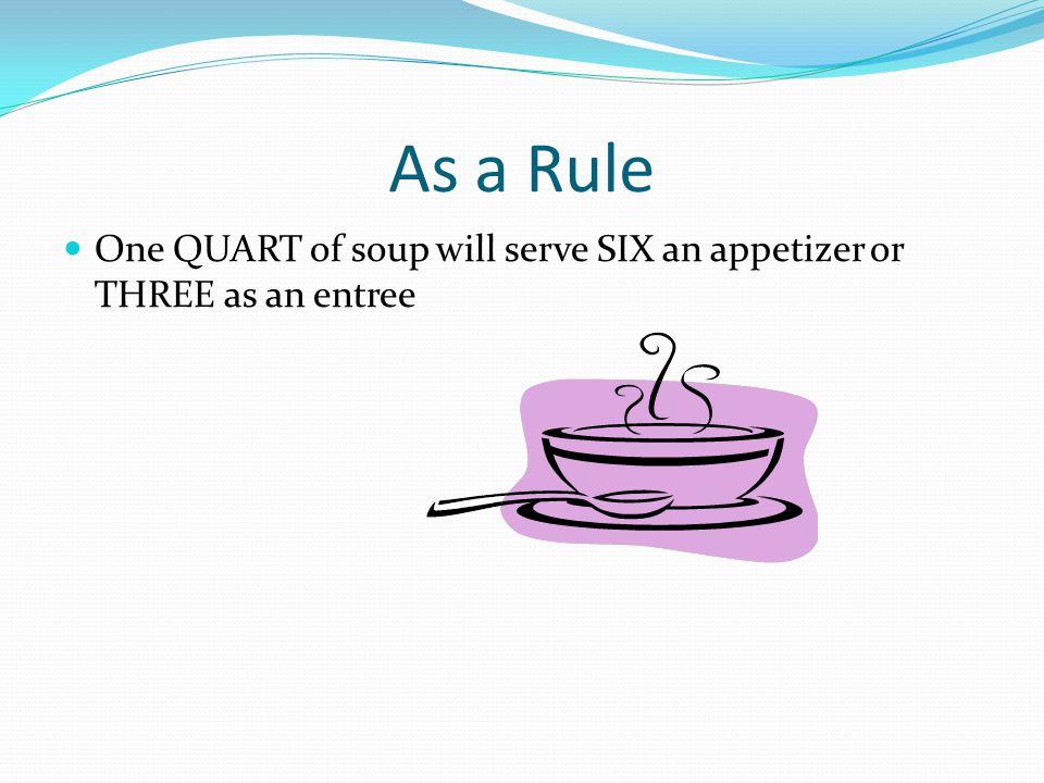 Soups Formula Liquid+Thickening Agent