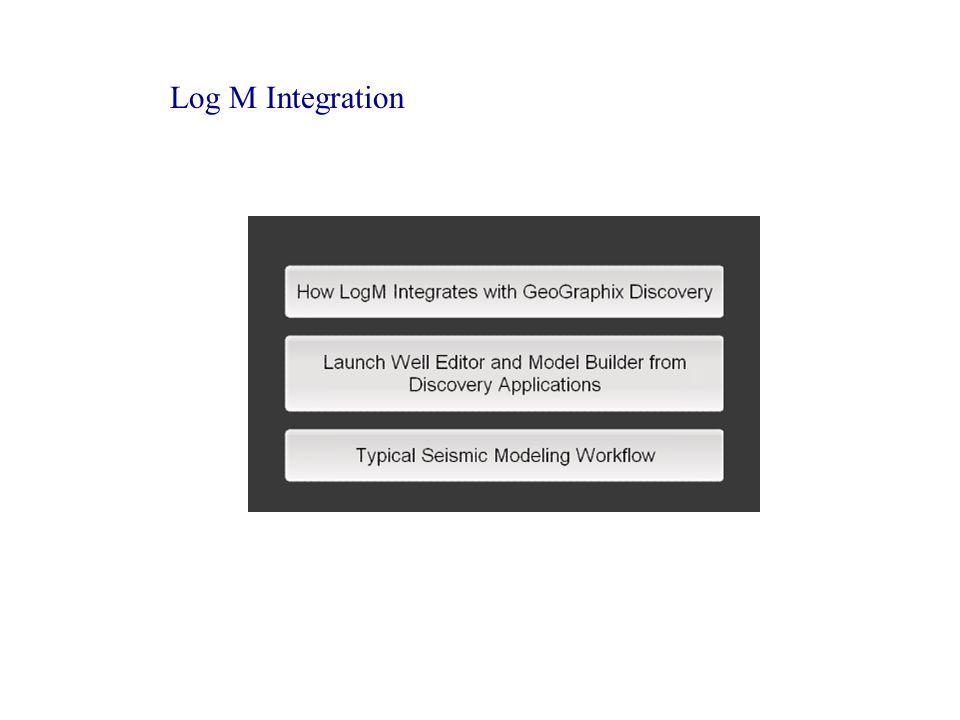 Log M Integration