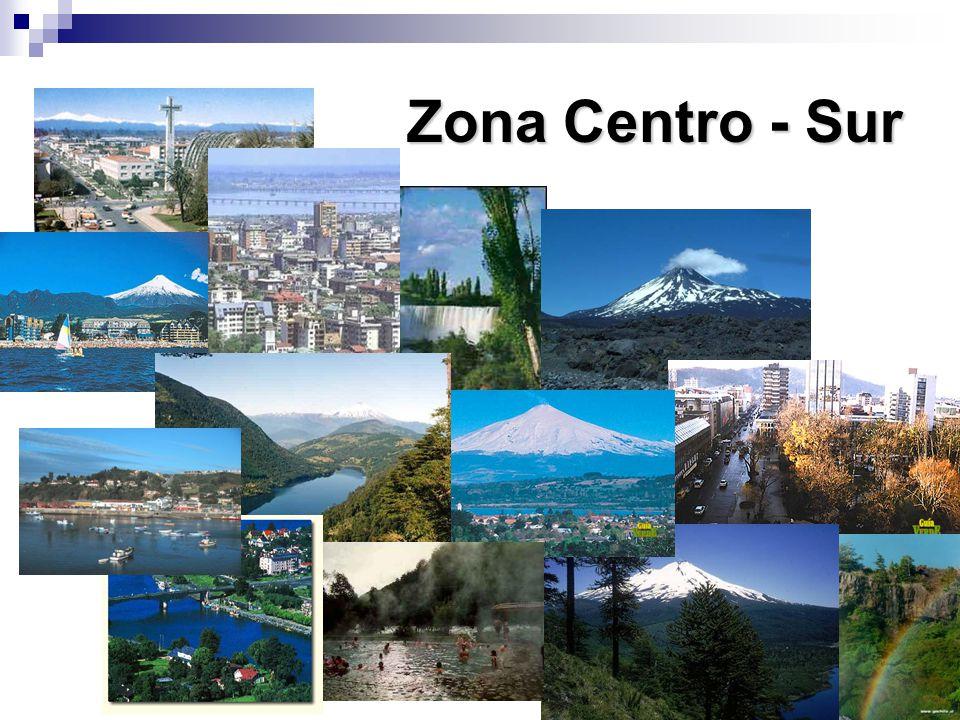 K.R.A Zona Centro - Sur