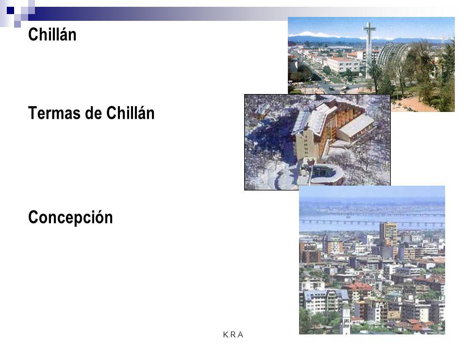 K.R.A Chillán Termas de Chillán Concepción