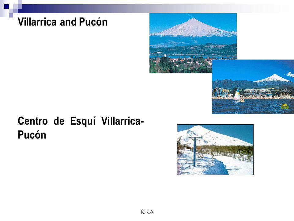 K.R.A Villarrica and Pucón Centro de Esquí Villarrica- Pucón