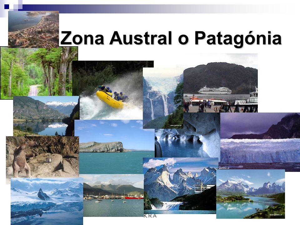 K.R.A Zona Austral o Patagónia