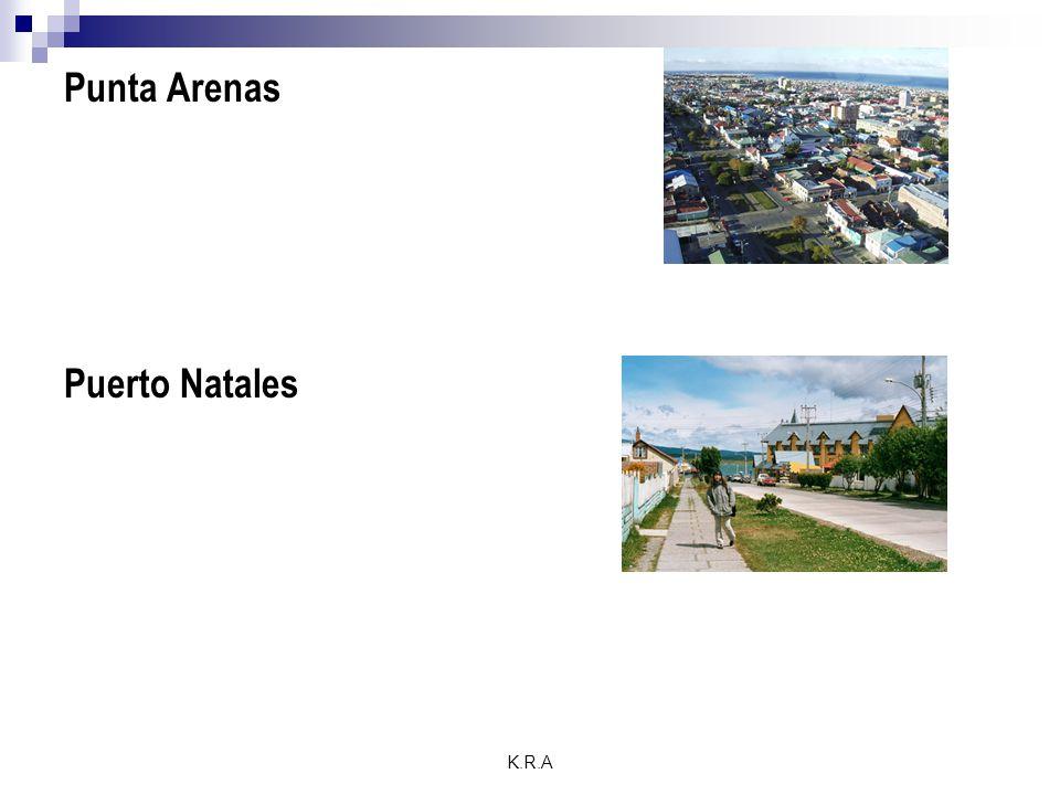 K.R.A Punta Arenas Puerto Natales