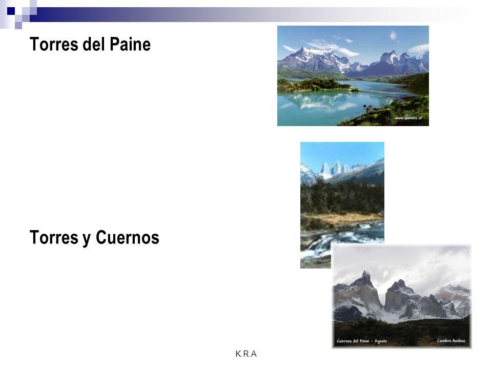 K.R.A Torres del Paine Torres y Cuernos