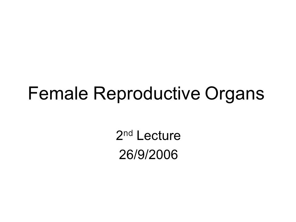 The female reproductive organs include - the vagina (a muscular passage that connects the cervix with the external genital organs - one of which is a sensitive mound of tissue called the clitoris), -the cervix (the lower part of the uterus that separates the body of the uterus from the vagina), -the uterus (a hollow, muscular structure), -the ovaries (two glands that produce certain hormones and contain tissue sacs in which eggs develop) -fallopian tubes (two muscular channels that connect the ovaries with the uterus).