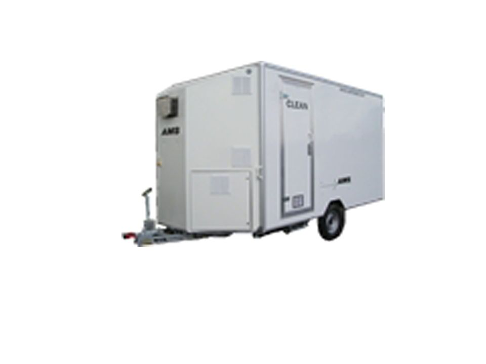 Decontamination unit. See reg. 14, Provision and cleaning of protective clothing