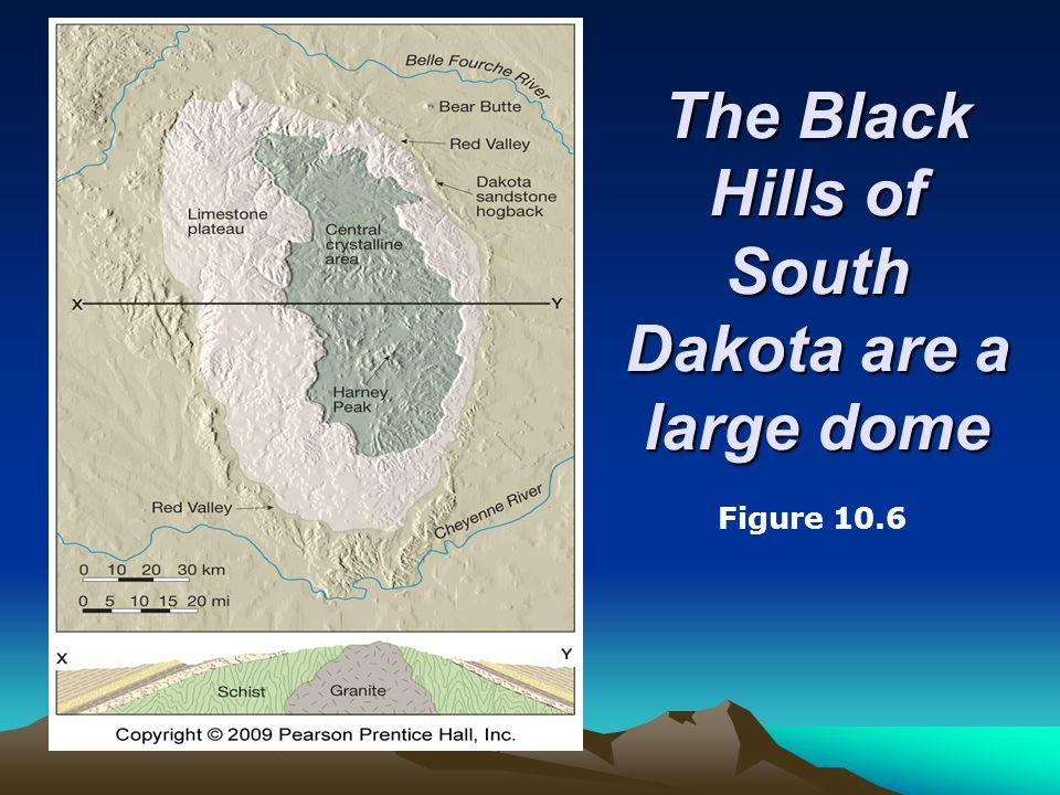 The bedrock geology of the Michigan Basin Figure 10.7