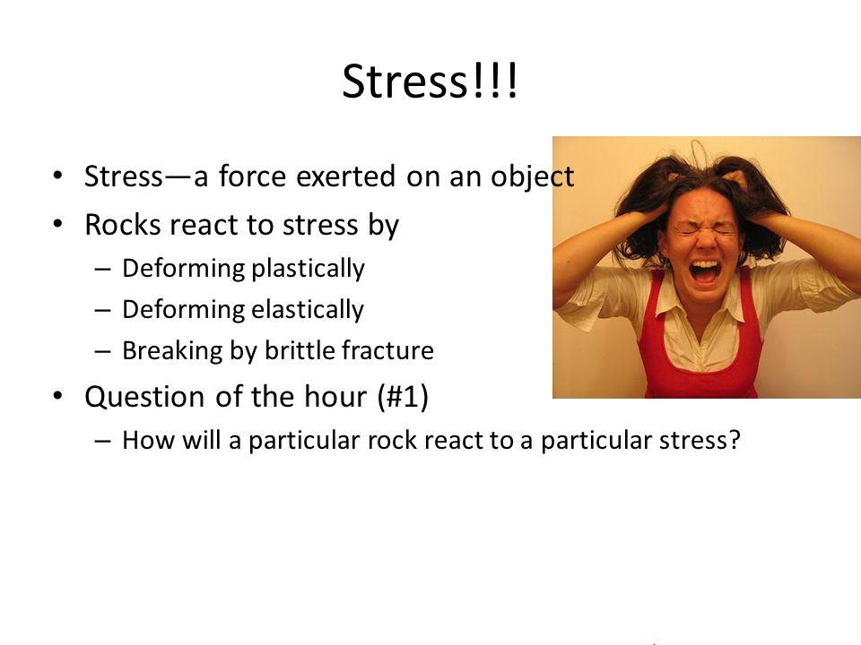 Stress!!.