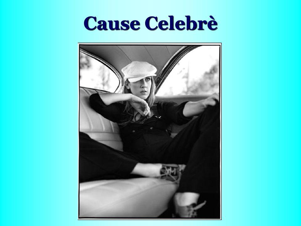 Cause Celebrè