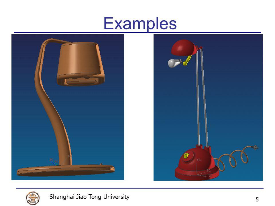 Shanghai Jiao Tong University 5 Examples