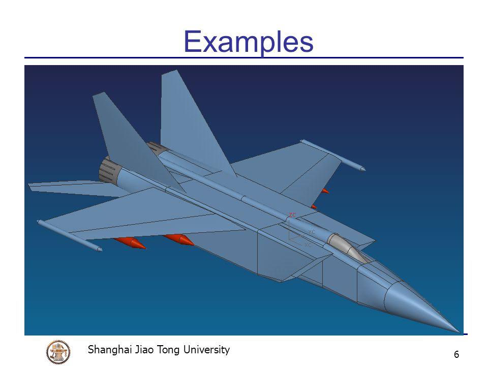 Shanghai Jiao Tong University 6 Examples