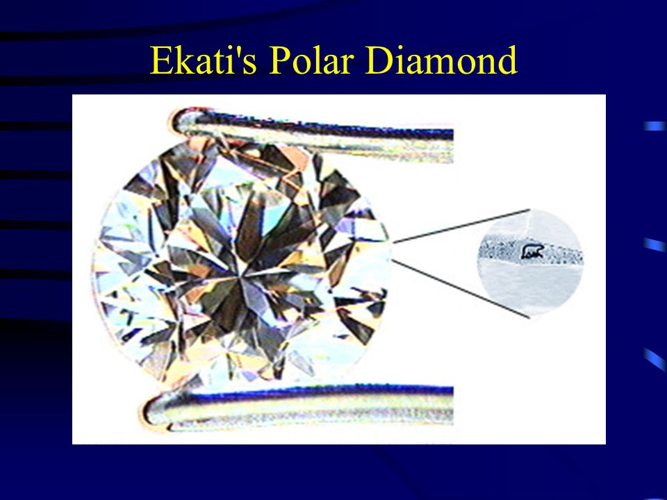 Ekati s Polar Diamond