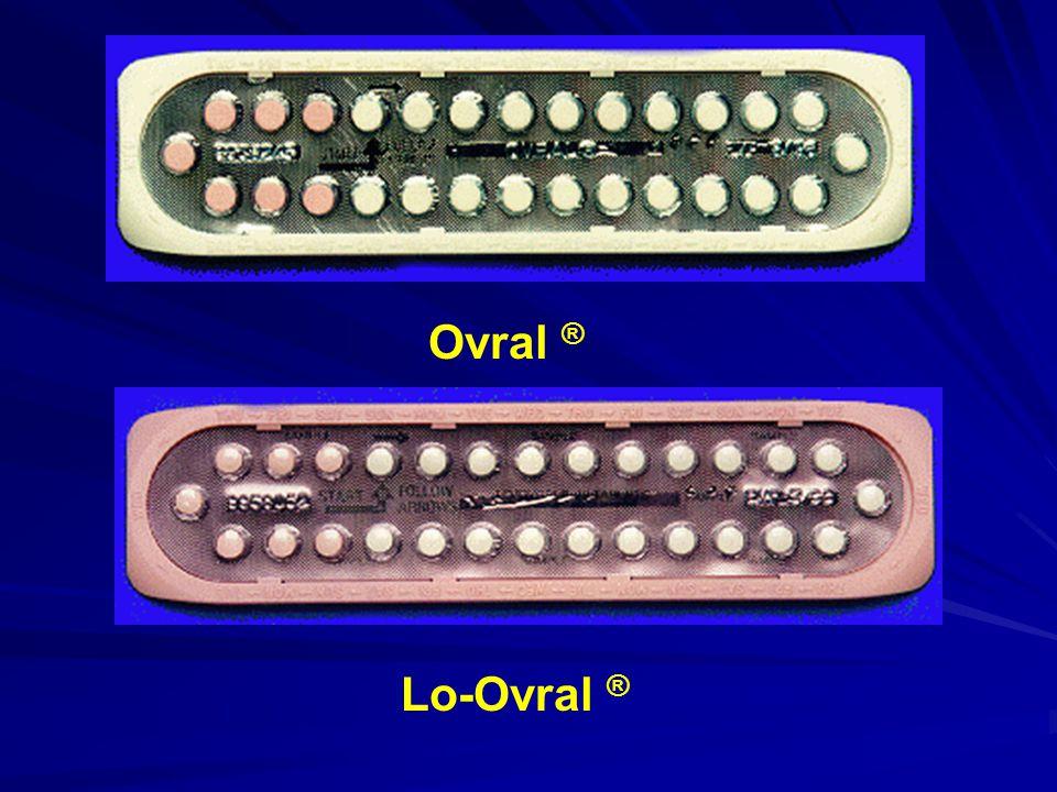 Ovral ® Lo-Ovral ®