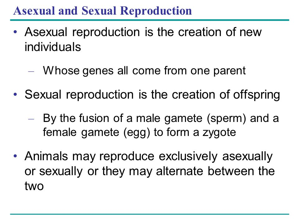The Reproductive Cycles of Females The secretion of hormones and the reproductive events they regulate are cyclic