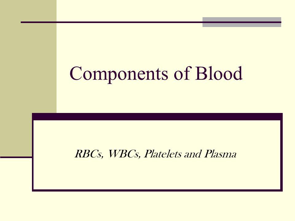 Purple Top Hbg (hemaglobin): 11-18 g/dL Hct (hematocrit): 34-54% Platelets: 150-450x10-3/dL CBC- Complete Blood Count