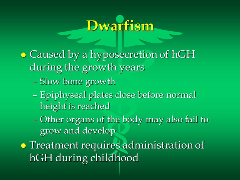 Science of Dwarfism You Tube video called Science of Dwarfism found at http://www.youtube.com/watch?v=WoYeU6onK3g