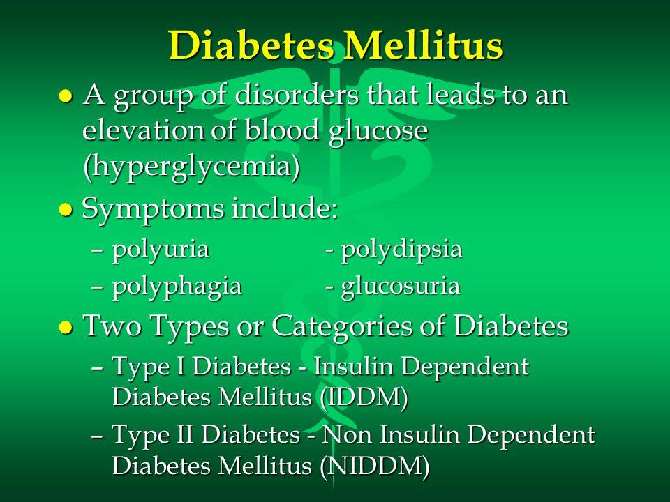 Diabetes Mellitus You Tube video called Diabetes Mellitus- Cause, Effect & Diabetes Cure found at http://www.youtube.com/watch?v=jy4F-140upI
