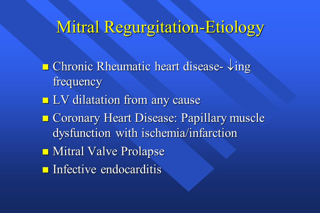 Additional Findings n ECG: LVH common; LAA.