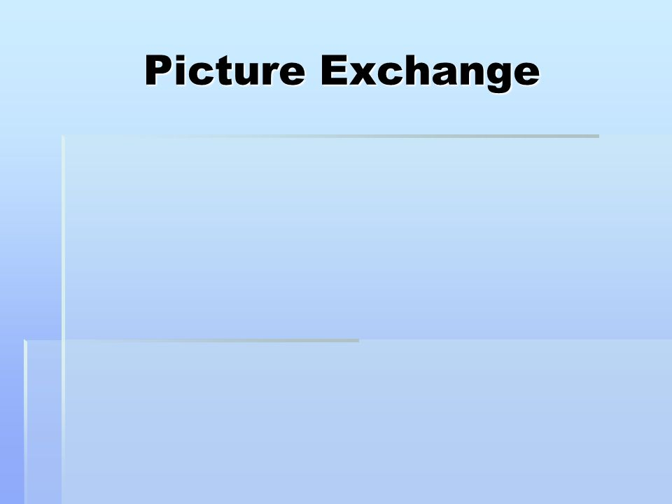 Picture Exchange