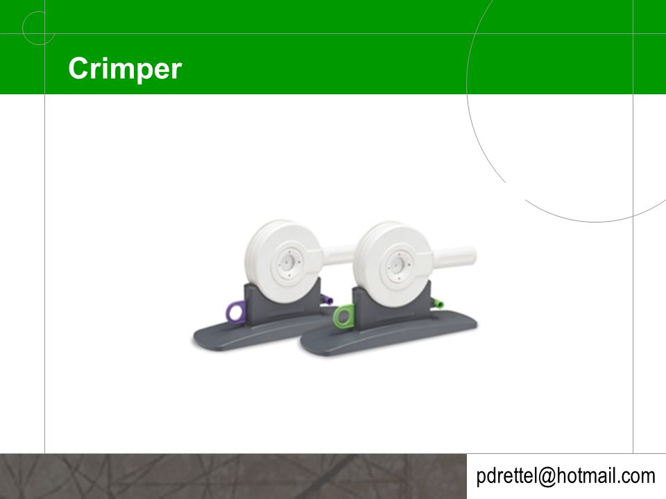 pdrettel@hotmail.com Crimper