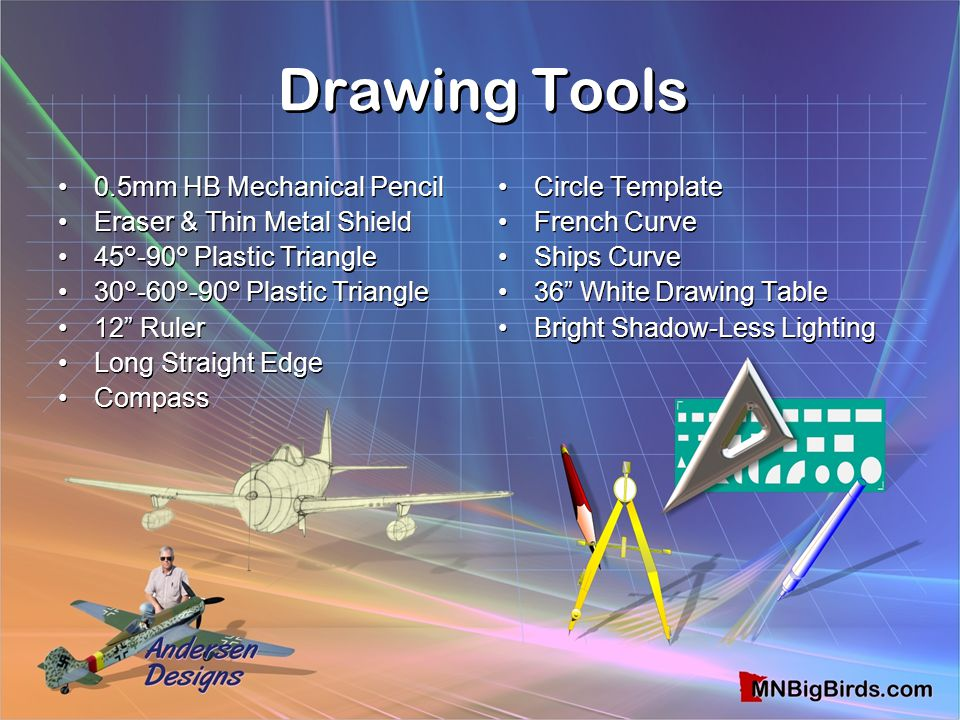 "Drawing Tools 0.5mm HB Mechanical Pencil Eraser & Thin Metal Shield 45°-90° Plastic Triangle 30°-60°-90° Plastic Triangle 12"" Ruler Long Straight Edge"