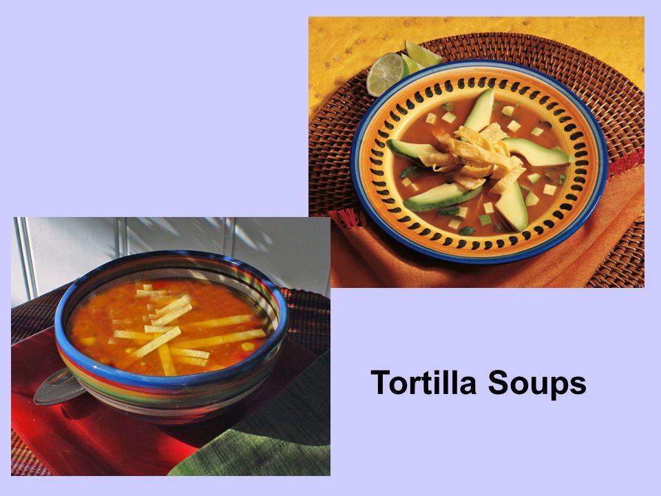 Tortilla Soups