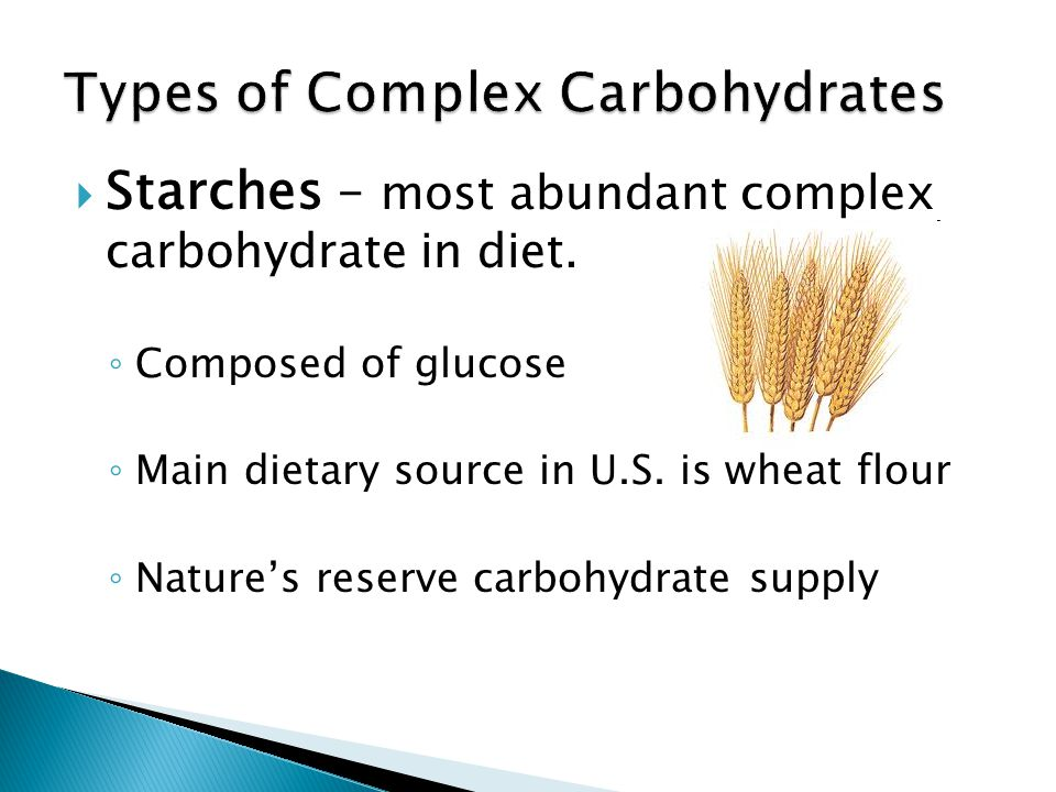  Starch and liquid combinations can be 4 types: ◦ Slurries – uncooked mixtures of water and starch ◦ Sols – thickened liquids – they are pourable.