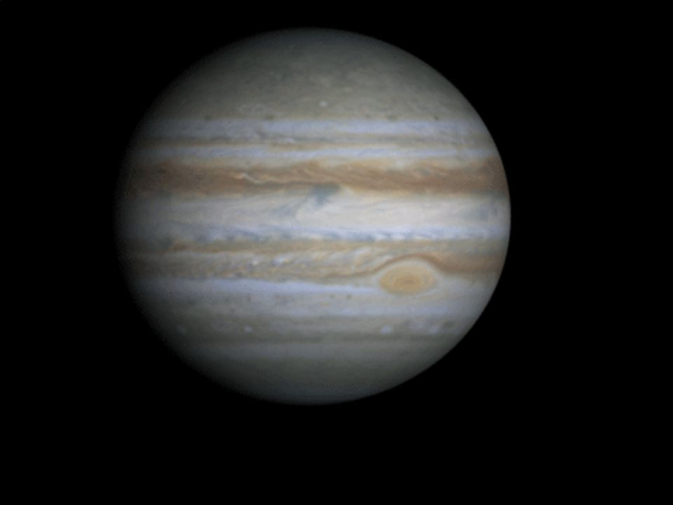 Europa s structure Europa has a thin, Oxygen atmosphere created by charged particles hitting the surface.