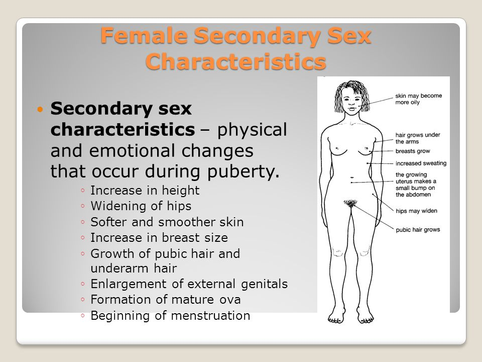 Managing Emotions During Puberty Sudden emotional changes and sexual feelings due to estrogen and other hormones.