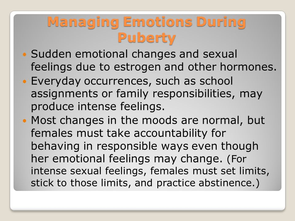 The Menstrual Cycle Days 1- 5 ◦Menstruation or the menstrual flow leaves the body.