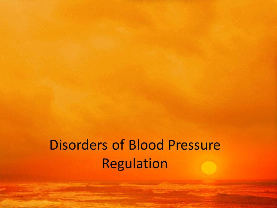 Most Common Causes of Secondary Hypertension Kidney disease (renovascular hypertension) Adrenal cortical disorders Pheochromocytoma Sleep apnea