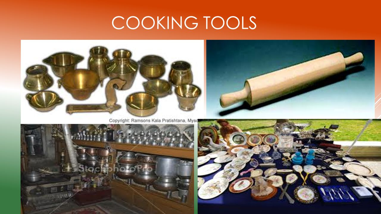 Indian kitchen & crockery A traditional Indian kitchen Modern Indian kitchen