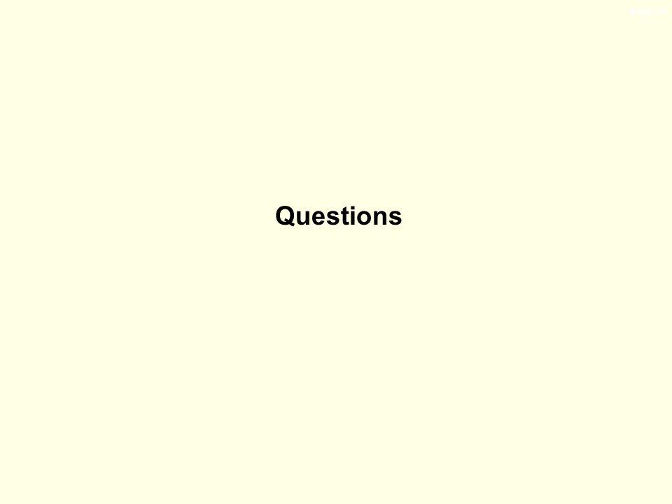Questions Slide 13