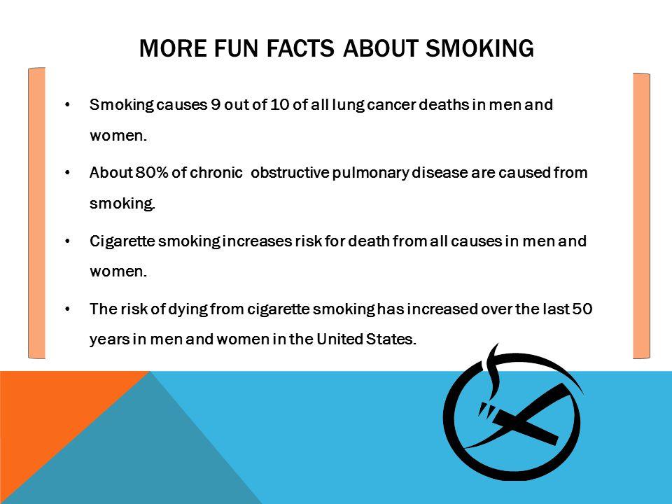 TOP 10 REASONS WHY PEOPLE START SMOKING ❿ Peer Pressure ❾ Social- Rewards ❽ It is a Risk-Taking Behavior ❼ Parental Influence ❻ Misinformation