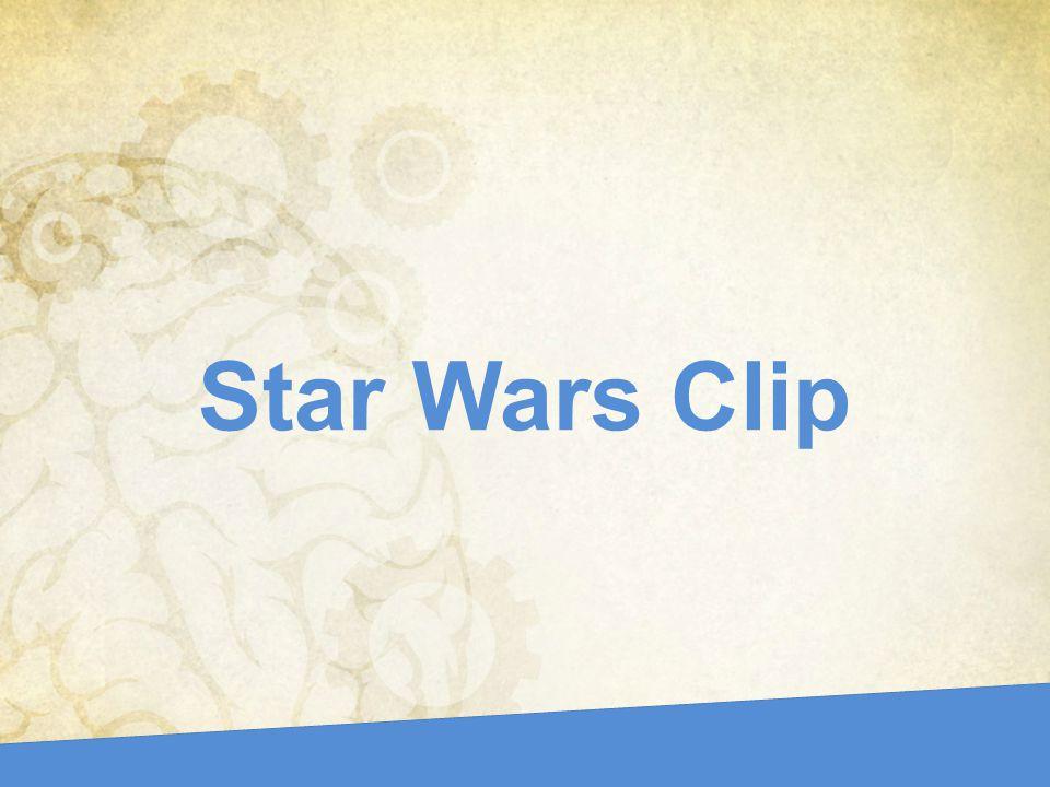 Star Wars Clip