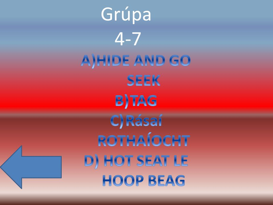 Grúpa 4-7