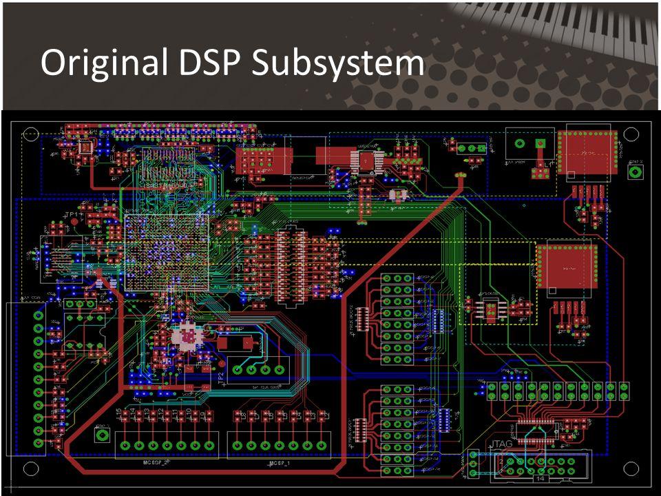 Original DSP Subsystem