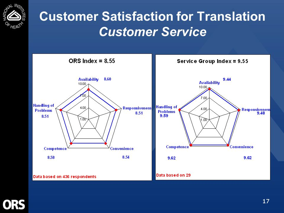 17 Customer Satisfaction for Translation Customer Service