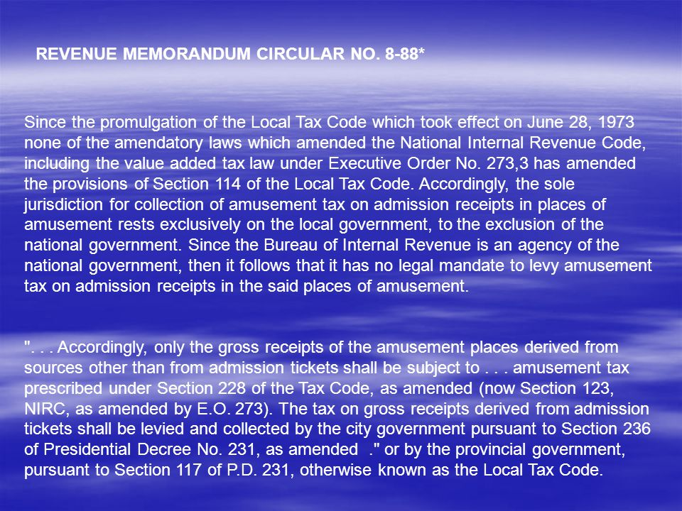 Pertinent Laws Section 24 of the 1997 National Internal Revenue Code SEC.