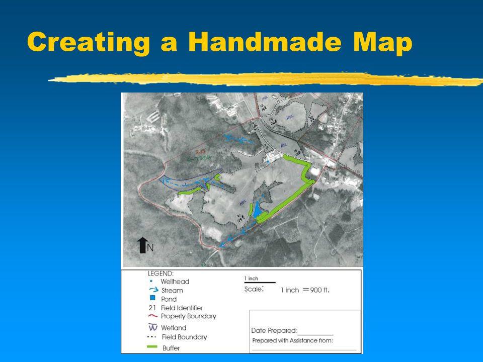 Creating a Handmade Map