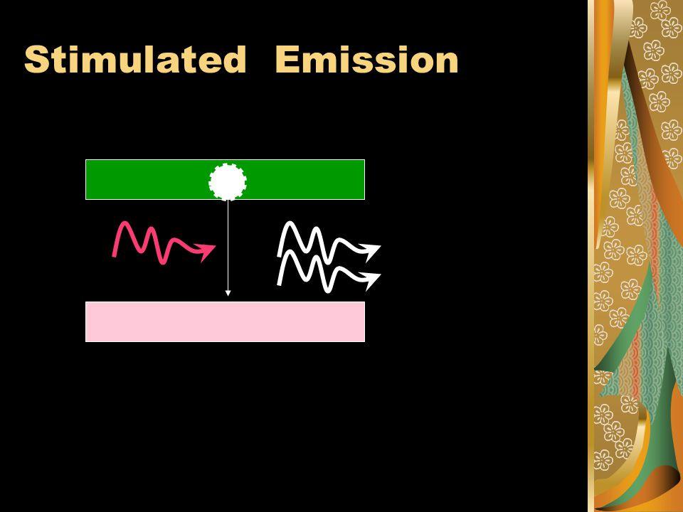 Stimulated Emission