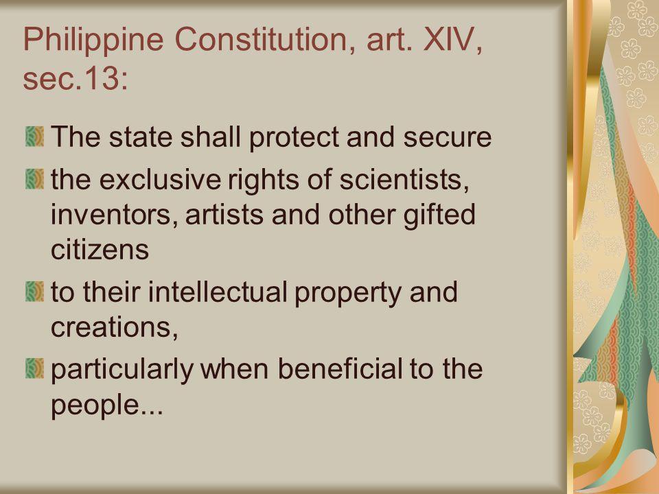 Philippine Constitution, art.
