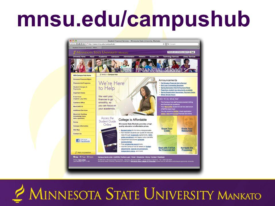 mnsu.edu/campushub