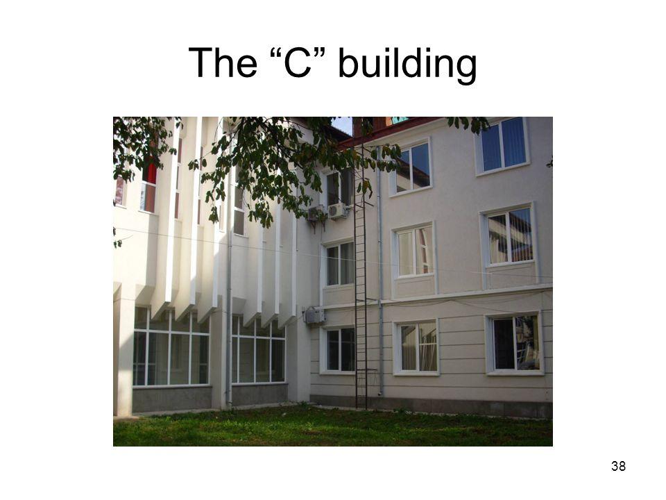 38 The C building