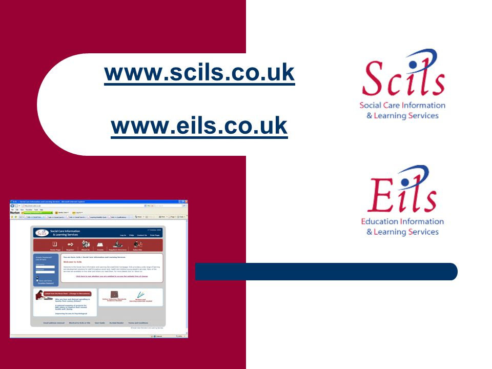 www.scils.co.uk www.scils.co.uk www.eils.co.uk