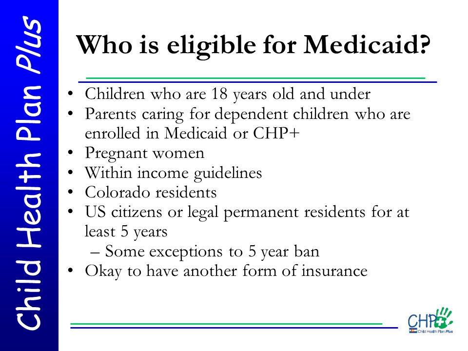 Child Health Plan Plus What does CHP+ cover.
