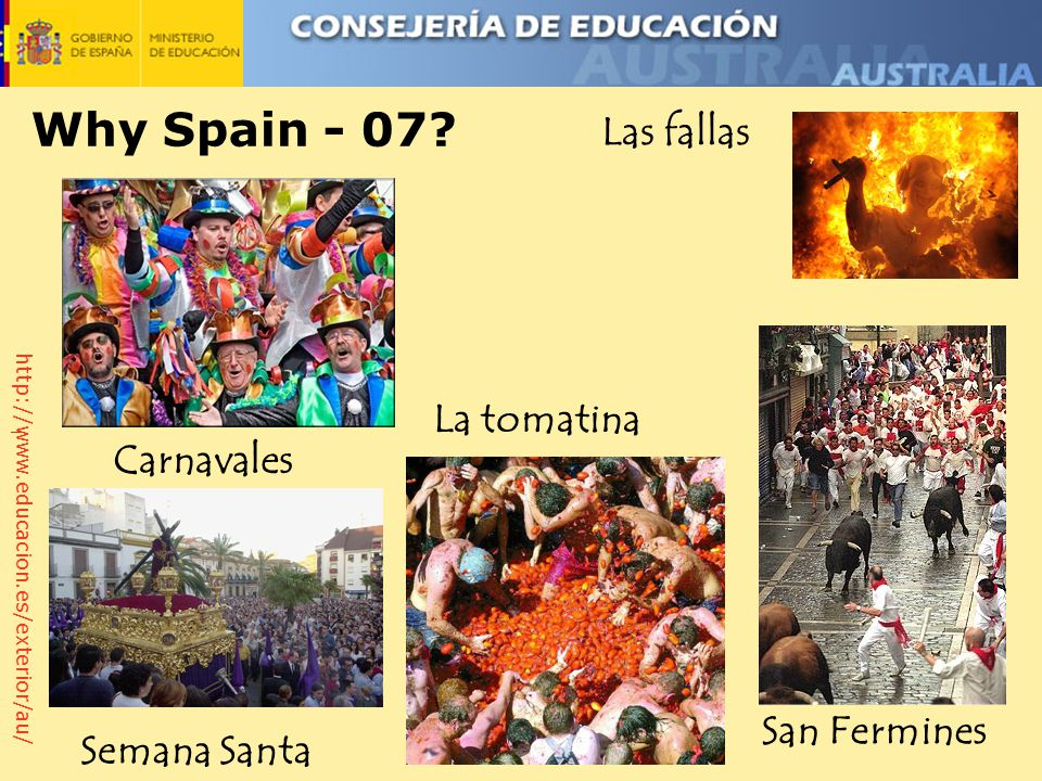 http://www.educacion.es/exterior/au/ Why Spain - 07.