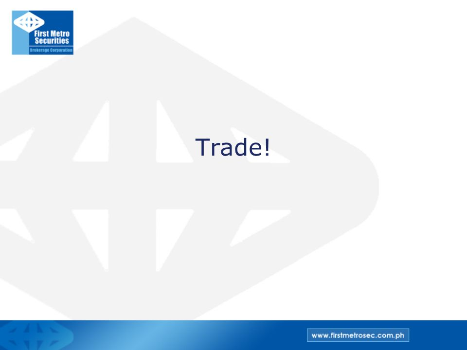 Trade!