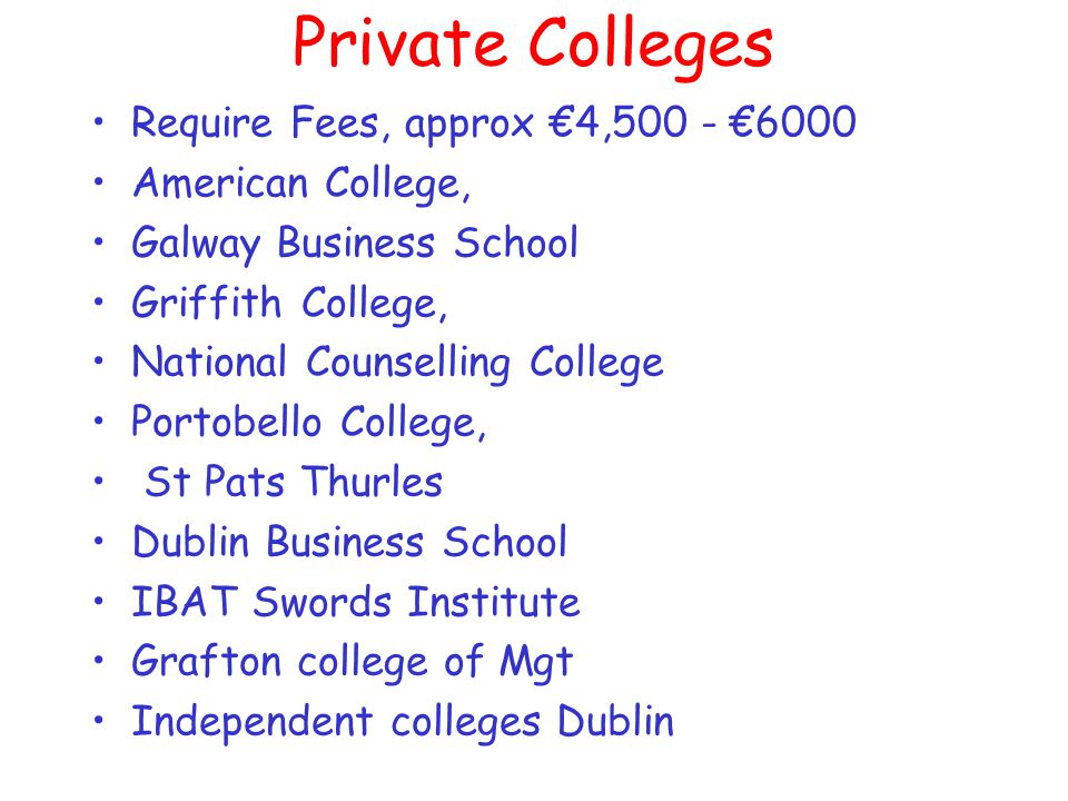 Nursing Requirements Irish or English Maths Lab Science 3 other subjects.